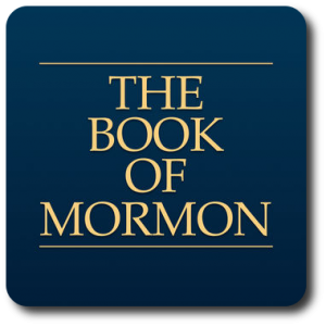 Image of the icon used on The Book of Mormon app.