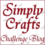 Simply Crafts Challange Blog